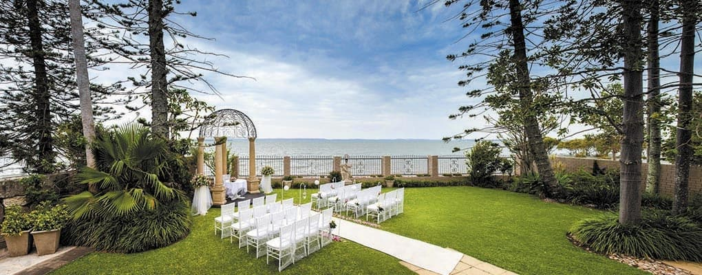 Wedding ceremony locations brisbane