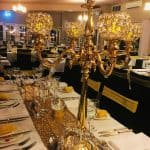Functions Organisations Dining Restaurant Events Party Candlelight Ball