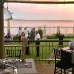 Functions Sunset Waterfront High Tide Garden Party Event Birthday