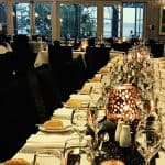 courthouse restaurant - waterfront dining Christmas lunch christmas eve dinner fine dining special occasions family events