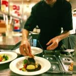 courthouse restaurant - waterfront dining eye fillet chef fine dining